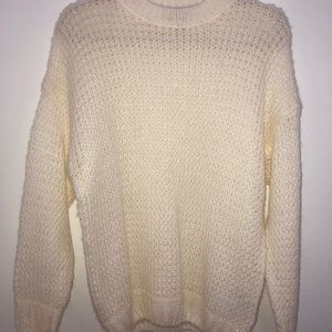 NWOT Forever 21 Contemporary knit sweater